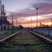 Railway station by andre06210
