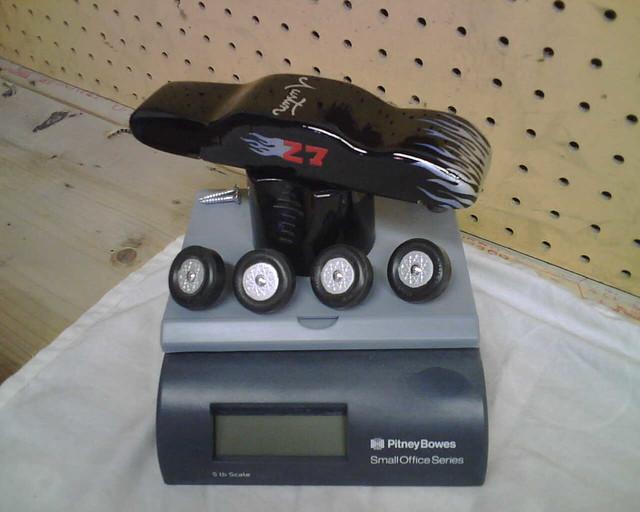 Racer Number 27