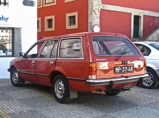 RTA du 7//1973; Opel Rekord II// Reportage chez Maserati