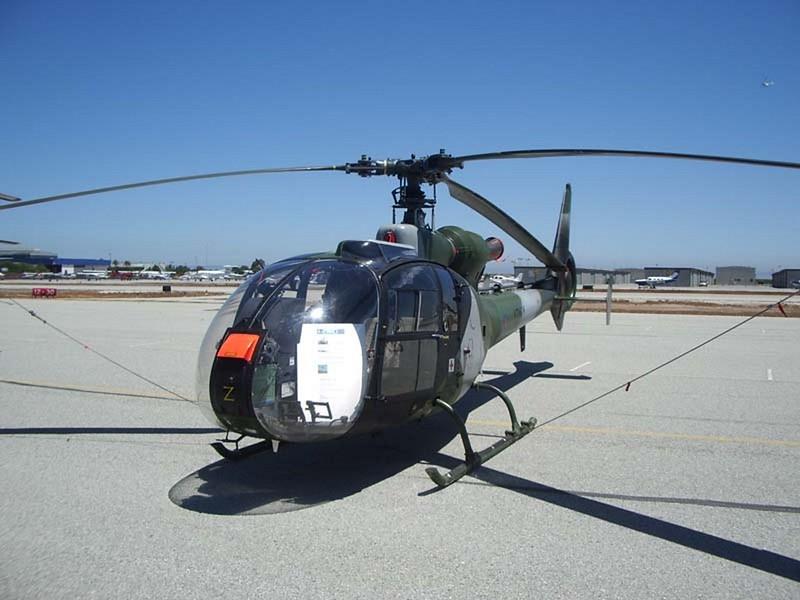 Aerospatiale Gazelle HT.3 1