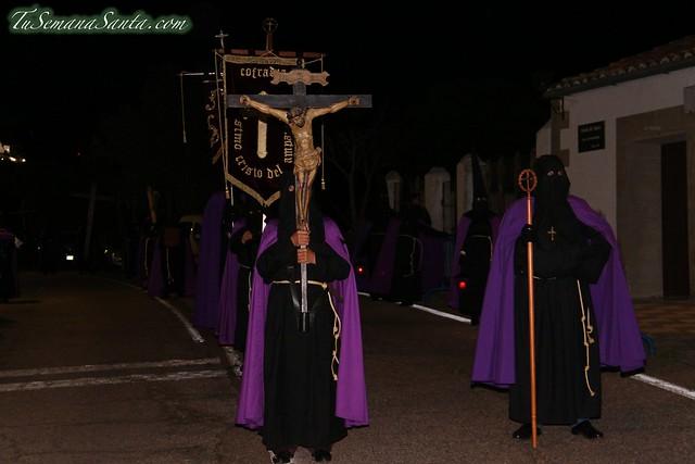 Procesión del Cristo del Amparo. Martes Santo