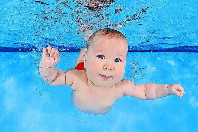 H2OFoto.de Unterwasser Fotostudio - Babyschwimmen Meerjungfrauenschwimmen Schwimmkurse Modelshootings