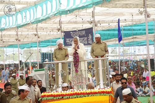 View of Sewa Dal Rally