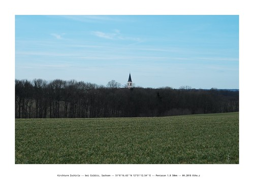 sachsen saxony zschirla colditz germany deutschland april landscape kirchturm spire landschaft steeple glockenturm belltower horizon spring landmark church