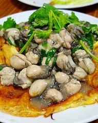 64 Oyster Omelette