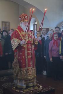 Божественная литургия 155
