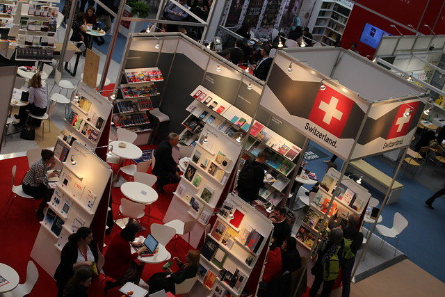 Suisse - London Book Fair 2018