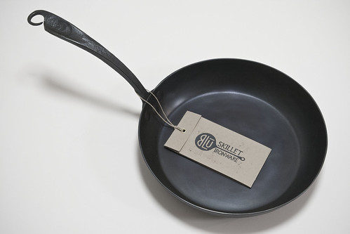 "Blu Skillet Ironware 10"" French Skillet 