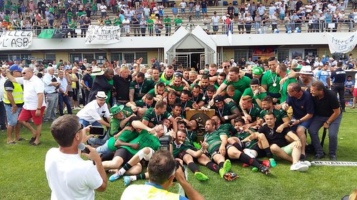 Ils sont champions de France ! | by asbcrugby