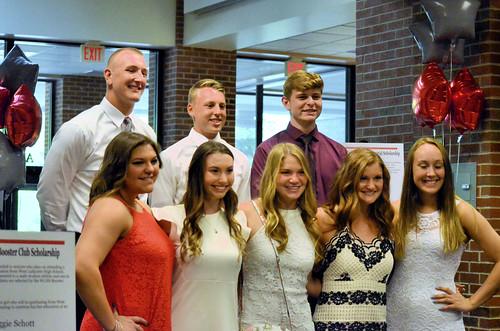 Graduation Ceremony Reception: 2018-05-25 (42) WLHS Scholarship Ceremony & Reception