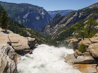 Top of Nevada Fall | by snackronym