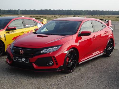 2018 Honda Civic Type R Photo