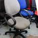 Swivel chair E35