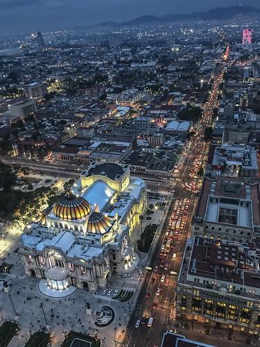 mexico mexicocity historiccenter bellasartes exploredjune212018