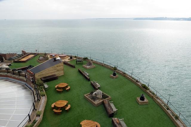 Roof Terrace, No Mans Land Fort