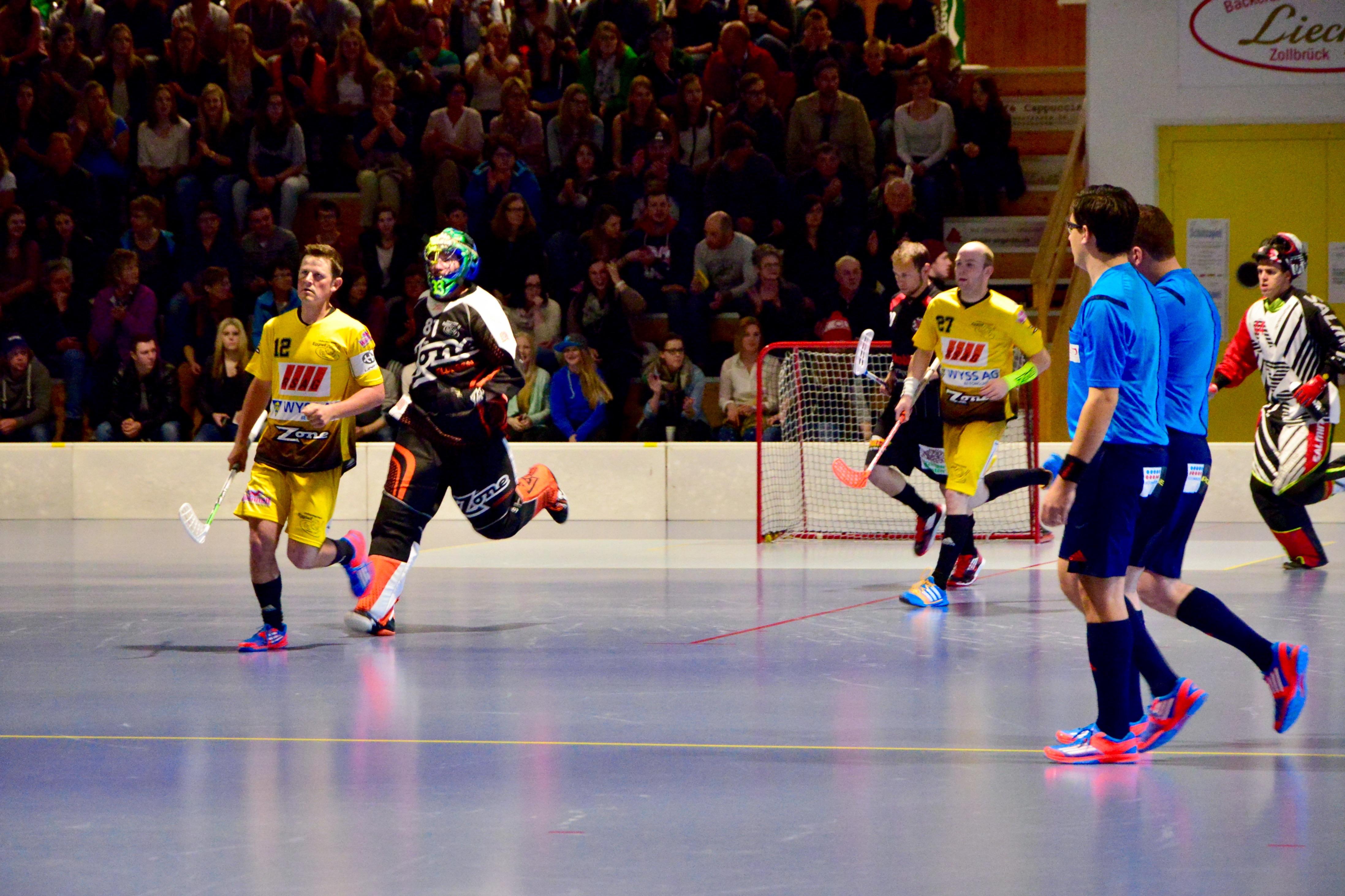 Herren NLB - Red Devils Altendorf II Saison 2014/15