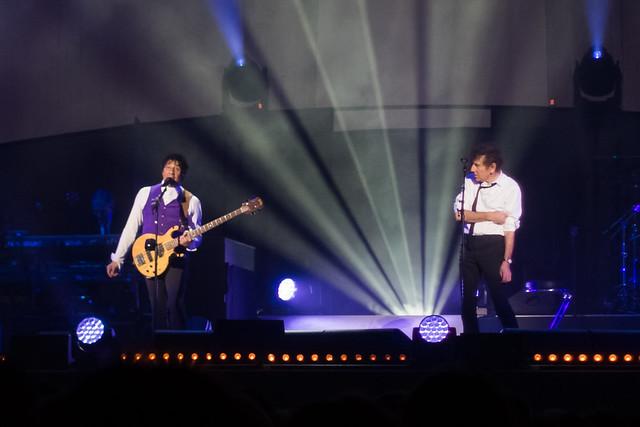 Alain Souchon & Laurent Voulzy - Zénith, Paris (2015)