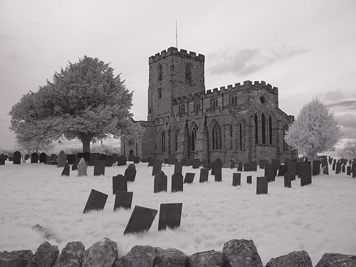 Breedon church (Infra red) | by Analyst 1