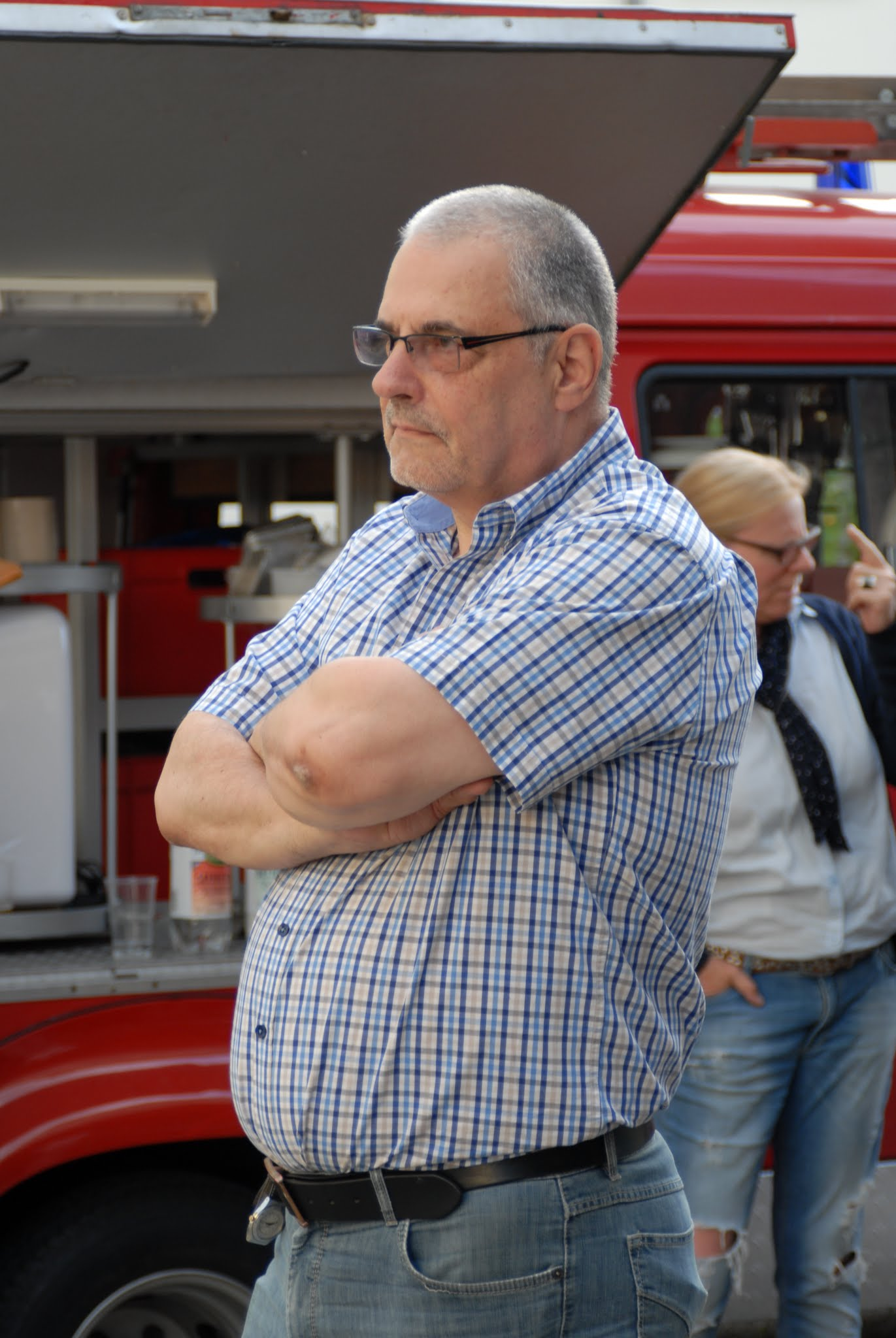 Geburtstags-Ständchen Hanspeter Schmid am 1. Juli 2014