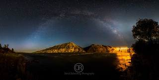 Morony Dam at Midnight | by David Rabenberg Photography