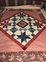 Quilt finished 2014-king