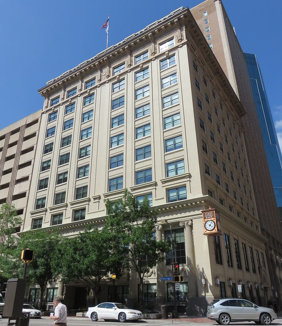 Old First National Bank (Fort Worth, Texas)