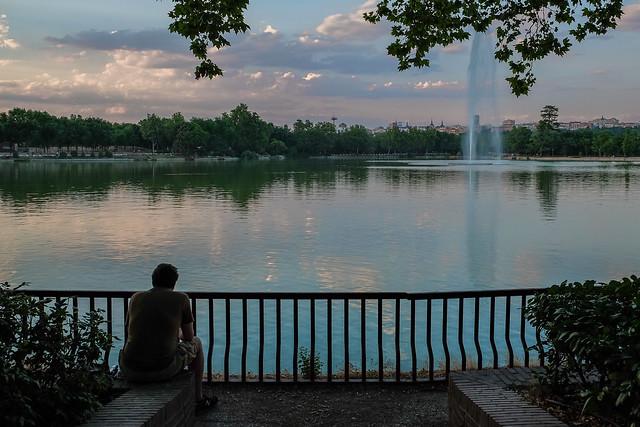 Lago, Casa de Campo