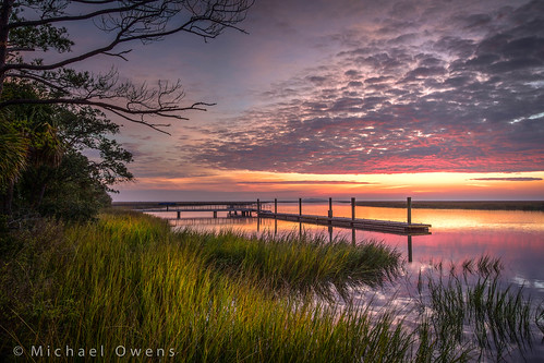 park usa creek sunrise georgia island dock state fort hill richmond coastal marsh campground savage mcallister redbird