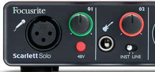 focusrite-scarlett-solo-audio-interface-front-view-1024x332 | by KenFujimoto
