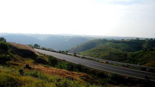 Scenic roads in Maharashtra   by wanderingjatin