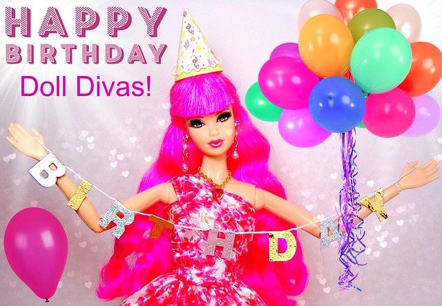 Doll Divas Birthday