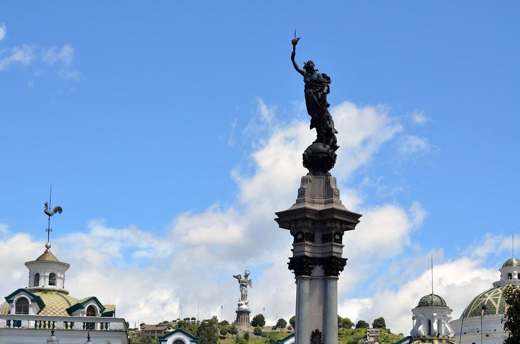 Quito Patrimonio Cultural De La Humanidad A Photo On Flickriver