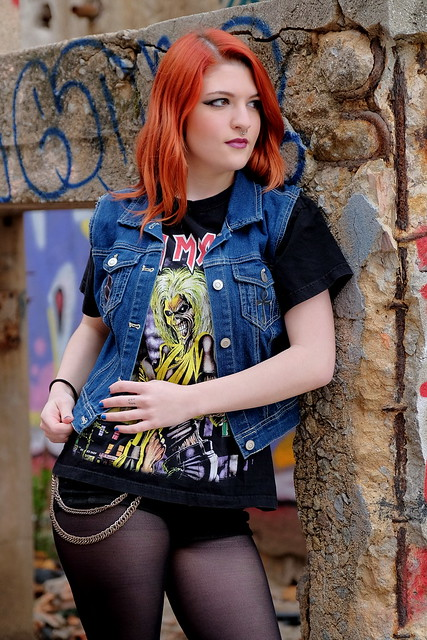 Serie Rockfitis - Claire 02