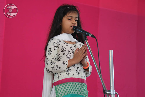 Devotional song by Sampreeti, Delhi