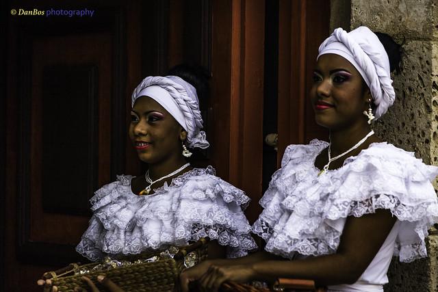 At Caribbean Wedding Party ...