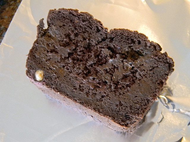 GF and Eggless Four-Chocolate Sour Cream Loaf Cake