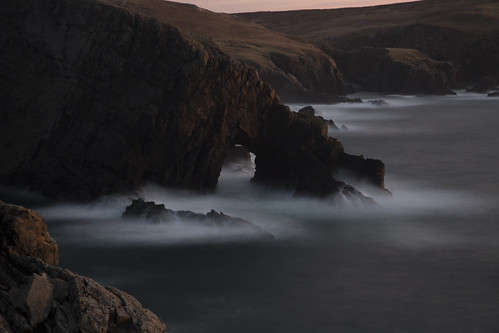 sunset point long exposure strathy