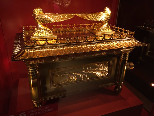 The Ark of the Covenant | by blakespot