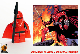 Crimson Guard - Crimson Empire | by HJR-Holland