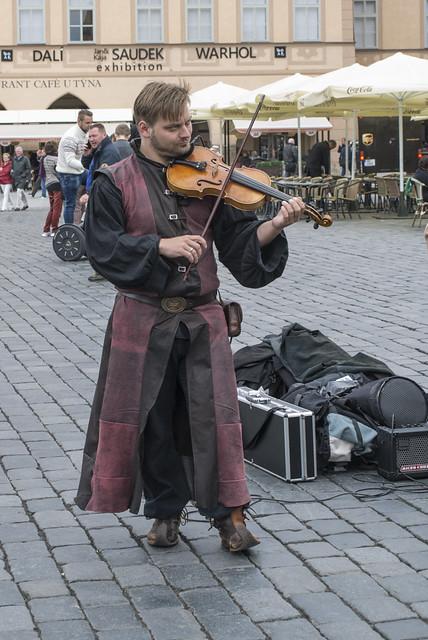 Medieval Musicians @Praha 2