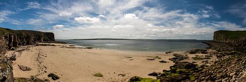 panorama peediebeach dwarick dunnethead caithness northcoast500 nc500