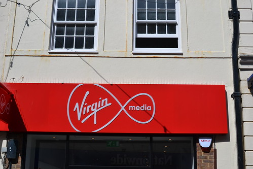 Virgin Media Shop Front