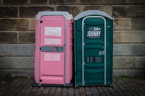 Jenny ja Johnny kuka?!