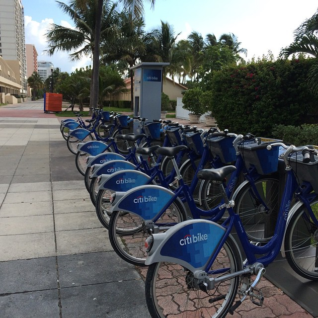 Citi Bike Miami >> Citi Bike Miami Papahazama Flickr
