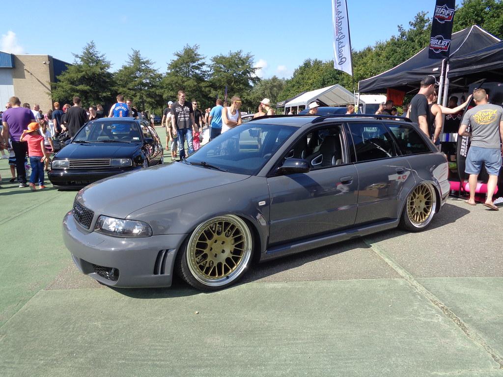 Audi A4 B5 Avant Lars Stoberock Flickr