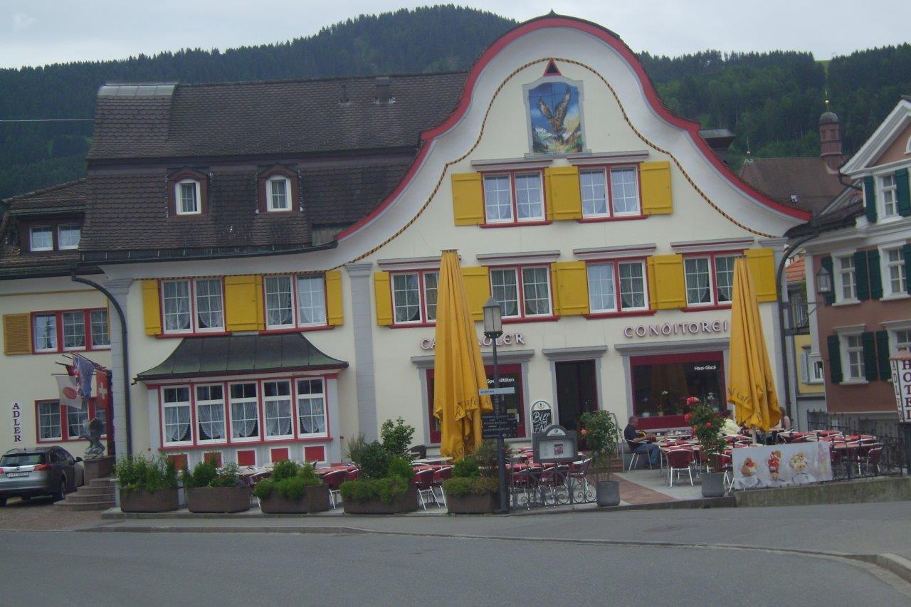 Ausflug nach Appenzell 13-06-2015