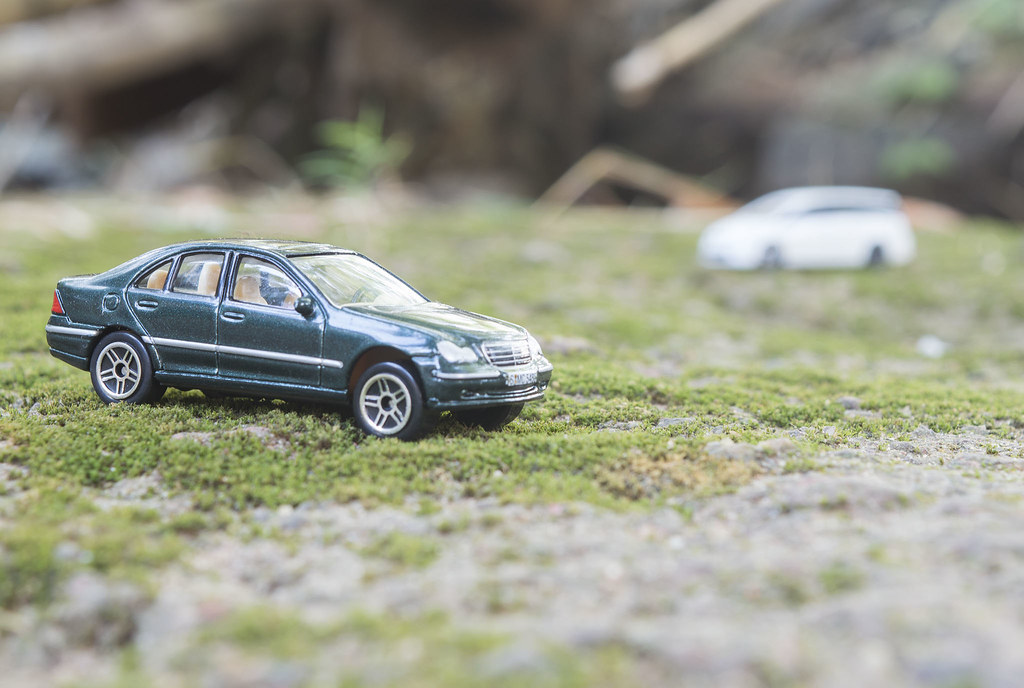 Toys R Us Fast Lane Mercedes Benz C Class W203 1 64 Sca Flickr