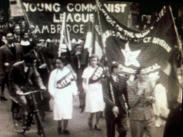 Cambridge Peace Protests 1939