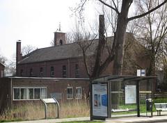 Amsterdam rk kerk Betondorp Zaaiersweg