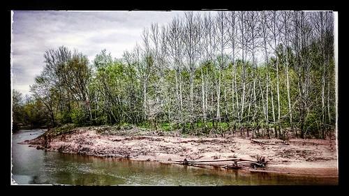 park trees nature water creek river landscape outdoors smartphone filter missouri stcharles app htc snapseed